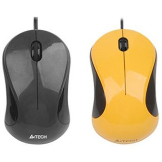 MOUSE  A4TECH N 300- Vtrack) -USB-GAME-siêu trâu-viscom