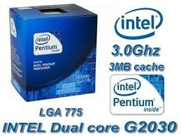 CPU Intel Pentium Dual Core G2030- BOX