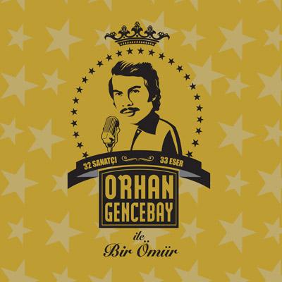 Orhan Gencebay - Orhan Gencebay ile Bir Ömür (2012) Full Albüm indir