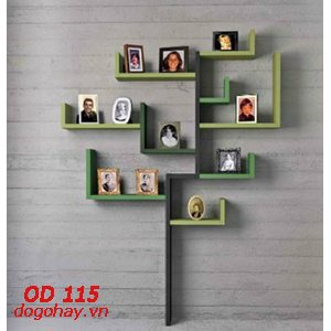 Kệ trang trí hình cây OD 115