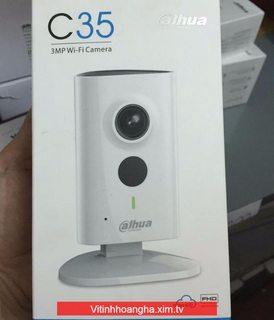 Camera IP Wifi DAHUA IPC-C35