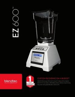 Máy xay sinh tố Blendtec EZ 120