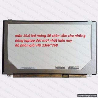 Màn hình Laptop 15'' slim 30pin