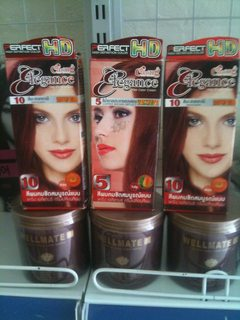 Thuốc nhuộm tóc Thái Lan
