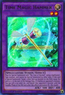 DRL3-EN063 Time Magic Hammer Ultra Rare