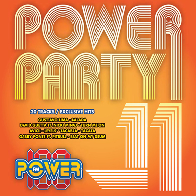 Power Party 11 - Yabancı Remixler indir (2012)