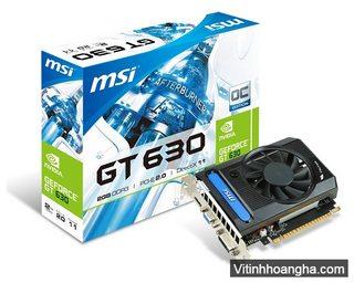 Card VGA Gt630 2GB cũ