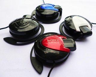 Headphone Móc Tai Sony Q340