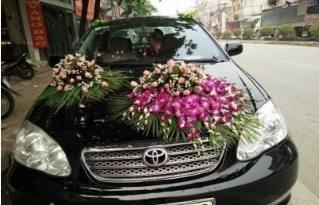 Trọn gói hoa cưới - C011