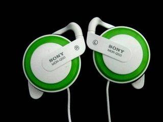 Headphone Móc Tai Sony Q50
