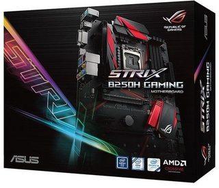 ASUS ROG STRIX B250H GAMING 1151