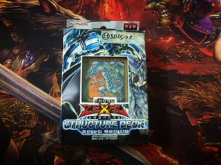 [SD25 Yugioh]Structure Deck: The Blue-Eyed Dragon's Thundering Descent