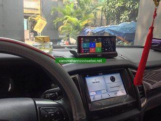 Camera hành trình chính hãng thi công N95 cho hãng Ford VN