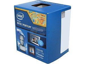 CPU Pentium Dual - G3240 (3.1GHz)
