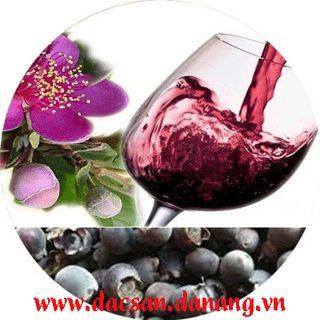 Rượu vang sim rừng