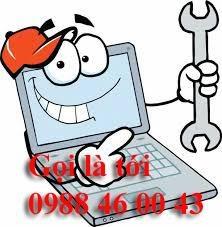 Dịch vụ sửa máy tính tại nhà quận Tân Bình - LH: 0988 46 00 43