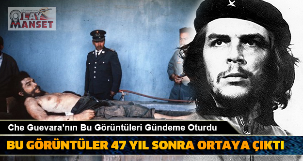 Che Guevara'nın bu görüntüleri 47 yıl sonra ortaya çıktı