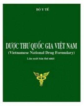 Dược thư quốc gia việt nam (  nhà xuất bản y học)