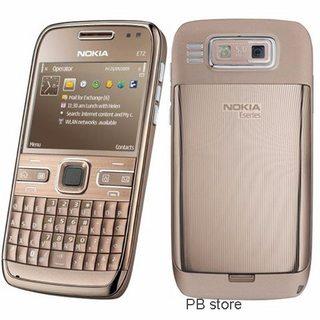 Nokia E72 Zodium