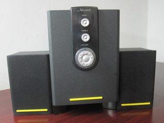 SPEAKER 2.1 MICROTEK MT-850