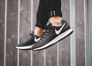 Nike Air Zoom Pegasus 33 Black/White-Anthracite/Cool Grey