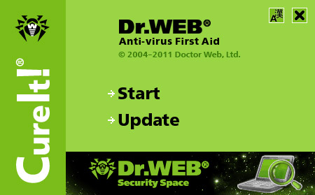 Dr.Web Antivirus v5.00.2.02155 Full