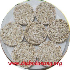 Bánh gạo lứt nguyên hạt