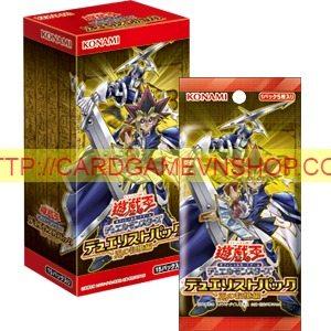 [DP17-JP] Gói Duelist Pack: Pharaoh's Memories Bài Yu-Gi-Oh! Chính Hãng tại Việt Nam