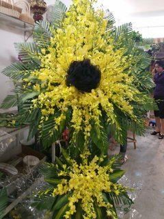 Hoa chia buồn - CB001
