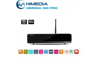 HIMEDIA Q10 PRO - ANDROID 5.1, DOLBY VISION 4K, HD AUDIO - ANDROID BOX 2016