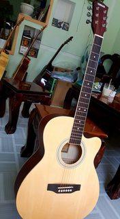 Guitar Acostic Yamaha FG40 (Copy)