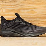 ADIDAS ALPHABOUNCE ENGINEERED MESH BLACK/ GREY
