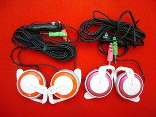 Headphone Móc Tai Sony Q50 Có Mic