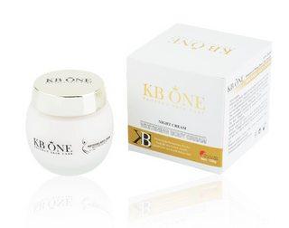 Kem dưỡng trắng da toàn thân ban đêm KBOne 150g