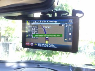 Vietmap A50 ( 2 cam, GPS, dẫn đường)