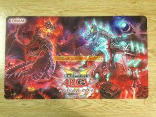 Custom Playmat : Kaiju