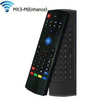 Chuột bay MX3V + bàn phím ( Air Mouse MX3V) thiết bị điều khiển từ xa 4 trong 1
