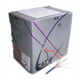 Cable AMP CAT 6 Màu Xanh