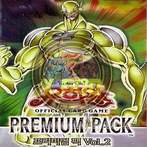 [PP02-KR] Gói Premium Pack Vol.2 Bài Yu-Gi-Oh! Chính Hãng tại Việt Nam