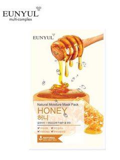 Mặt nạ dưỡng da ngừa mụn mật ong Eunyul Natural Moisture Mask Honey