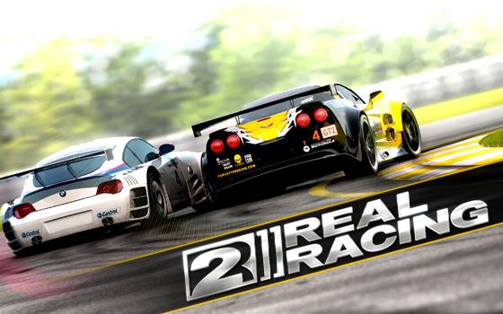 Real Racing 2 v1.0.1 Full
