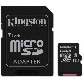 Thẻ nhớ Kingston 64G 80MB/S