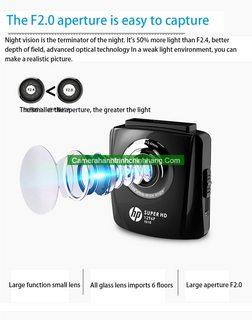 HP- F510 ( ADAS, nét 2K )