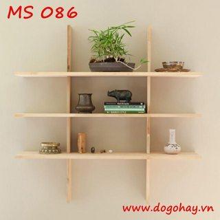 Kệ hình thang 3 đợt mã MS 086