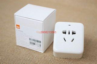Ổ cắm điện thông minh Xiaomi - Mi smart socket Plug (Trắng)