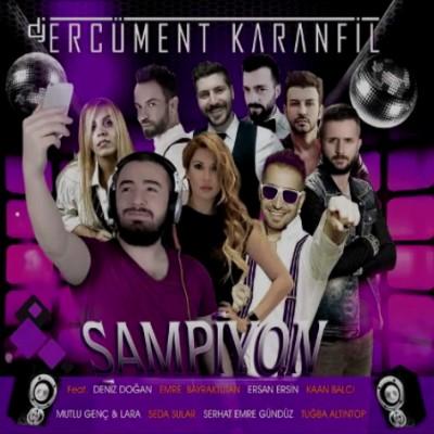 Ercüment Karanfil - Şampiyon (2014) Albüm indir