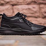PUMA PACER NEXT MID SB TRIPLE BLACK