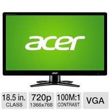 LCD Acer 18.5