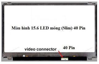 LCD 15.6 Led Slim