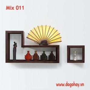 Bộ 2 kệ Mix 011